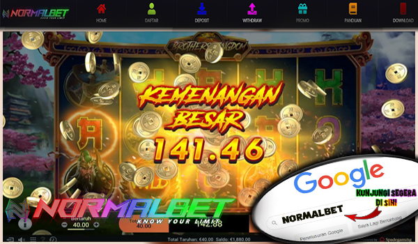 Game Normalbet Joker123